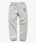 해브 어 굿 타임(HAVE A GOOD TIME) Logo Sweat Pants - Heather Grey