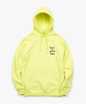 해브 어 굿 타임(HAVE A GOOD TIME) Logo Pullover - Neon Yellow