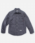 커버낫(COVERNAT) QUILTED JACKET GRAY