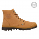팔라디움(PALLADIUM) Waterproof Gusset Amber Gold