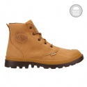 팔라디움(PALLADIUM) Water Proof Gusset Amber Gold (W)