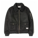 세인트페인() SP 1948 B10 FLIGHT JKT-BLACK
