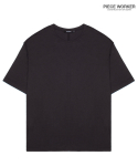 피스워커() PCR Short Sleeve - Black / Semiover