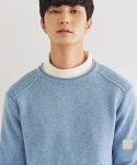 트립르센스() TLS LAMBSWOOL KNIT BLUE