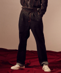 살롱드서울(SALON DE SEOUL) Man Denim Gurkha Pants (BLACK)