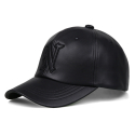 네스티팜(NASTY PALM) [NYPM] CLASSIC N LEATHER CAP (BLK)