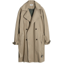 모디파이드() M#1043 modified trench coat (beige)