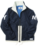 콰이어티스트() 16 Color-block Sports Jacket (navy)