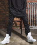 다이르 렌 모드(DAIR LEN MODE) Gothic line baggy pants (black)