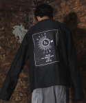 다이르 렌 모드(DAIR LEN MODE) Vintage embroidery sweat shirt