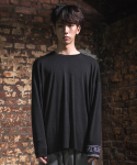 다이르 렌 모드(DAIR LEN MODE) Feel soft boxy knits (black)