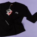 어피스오브케이크(APOC) Long Sleeve T-shirts_Oreo