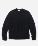 배럴즈(BARRELS) EASY SWEAT SHIRTS BLACK