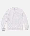 EASY SWEAT SHIRTS WHITE