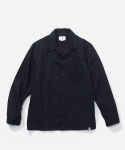 OPEN COLLAR SHIRTS NAVY
