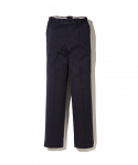 올드조(OLD JOE & CO) OLD JOE & CO. / FRONT TUCK ARMY TROUSER / NAVY TWILL