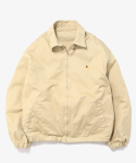 디스이즈네버댓(THISISNEVERTHAT) TEN Zip Jacket Beige