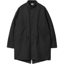 모디파이드() M#1052 modified m-51 coat (black)