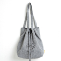 옐로우스톤(YELLOWSTONE) [옐로우스톤] 숄더백 HERRINGBONE LUCKY BAG  - YS2055GR /GRAY