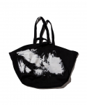 브라쉬(BRASHY) BRASHY / XXL TOTE BAG / BLACK