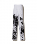 BRASHY / DONE TROUSERS / WHITE