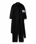 브라쉬(BRASHY) BRASHY / WORK PLAY JUMPSUIT / BLACK