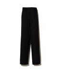 BRASHY / STRIPES TROUSER / BLACK