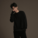 유주얼 에딧(USUAL EDIT) Edit Neck Knit(Black)