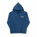 위캔더스(WKNDRS) SAT ON SUNDAY HOODIE (BLUE)
