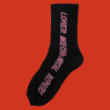 로너(LONER) [로너] [UNISEX]MECHANICAL REPAIRS SOCKS-BLACK