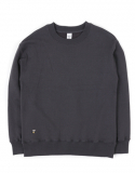 [기모]HANDLE SWEAT SHIRTS[CHARCOAL]
