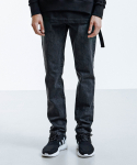 인사일런스(INSILENCE) Grey Washed Jean