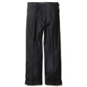 루이드() Wool Pants -Black-
