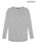 피스워커() PCR Long Sleeve - Grey / Semiover