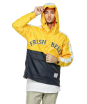 FATBELLY : Fresh Patch Anorak 옐로우