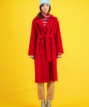 Hooded Oversize Coat