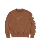 BALLOON SWEATSHIRT CAMEL