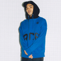 본챔스(BORN CHAMPS) DOWN OVERFIT HOOD BLUE CEPDMHD01BL