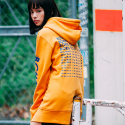 본챔스(BORN CHAMPS) BTBC HOOD YELLOW CEPDMHD03YE