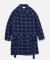 16A/W PAJAMA COAT GINGHAM