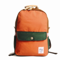 DAYPACK-ORANGE/GREEN