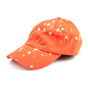 애니매매스(ANY MEMES) ANY MEMES SPLATTER STRAPBACK (ORANGE)