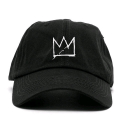 애니매매스(ANY MEMES) ANY MEMES CROWN STRAPBACK (BLACK)