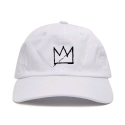 애니매매스(ANY MEMES) ANY MEMES CROWN STRAPBACK (WHITE)