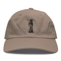 애니매매스(ANY MEMES) ANY MEMES Mother mary STRAPBACK (KHAKI)