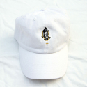 애니매매스(ANY MEMES) ANY MEMES Prayer STRAPBACK (WHITE)