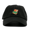 애니매매스(ANY MEMES) ANY MEMES Cash box STRAPBACK (BLACK)