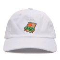 애니매매스(ANY MEMES) ANY MEMES Cash box STRAPBACK (WHITE)