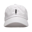 애니매매스(ANY MEMES) ANY MEMES JUMPSHOT STRAPBACK (WHITE)