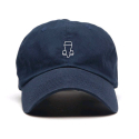 ANY MEMES CROSS STRAPBACK (NAVY)